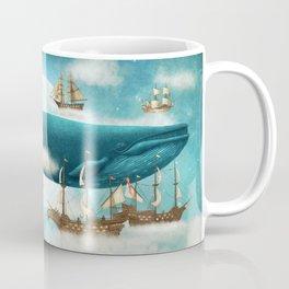 Ocean Meets Sky - revised Coffee Mug
