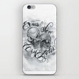Smile Now, Cry Later iPhone Skin