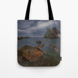 The Fiddle Rock Tote Bag