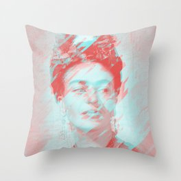 Frida 2018 Throw Pillow
