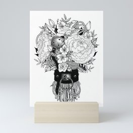 Kinky Posy Mini Art Print