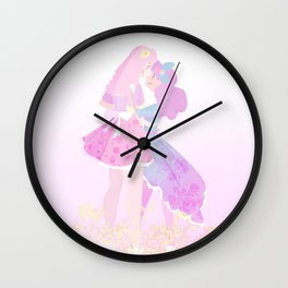 Love is the Sweetest Thing Wall Clock