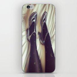 Cinderella in Space iPhone Skin