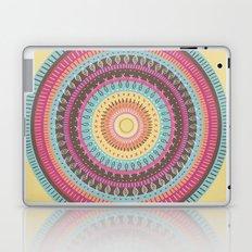 Mandala Shield Laptop & iPad Skin