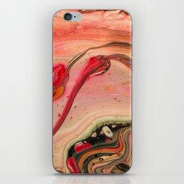 """""""Native Peach Cobbler"""" iPhone Skin"""
