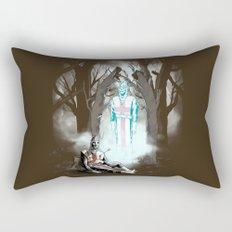 The Fallen Templar Rectangular Pillow