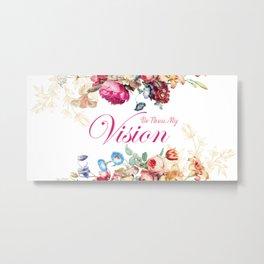 Be Thou My Vision Metal Print