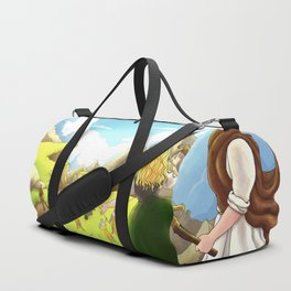 William Tell Freedom Fighter Duffle Bag