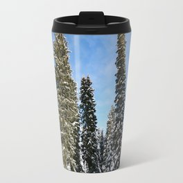 Targhee Trees Travel Mug