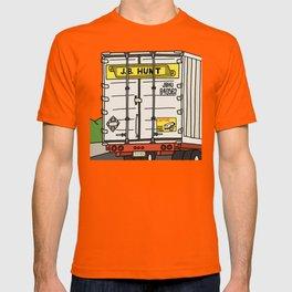 J.B. Hunt T-shirt