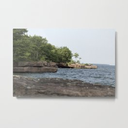 Madeline Island Metal Print
