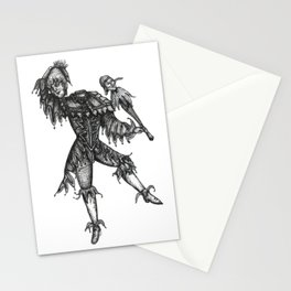 The Last Laugh Stationery Cards
