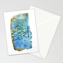 Neil Gaiman Wisdom Stationery Cards