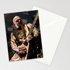 Kerry King of Slayer Stationery Cards