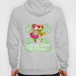 The loveliest flower Hoody
