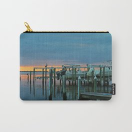 Sunset by the Pier Carry-All Pouch