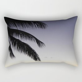 Palm Sway Rectangular Pillow