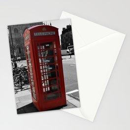 London Telephone Box Stationery Cards