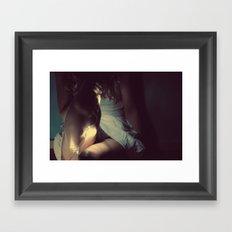 Back to... Framed Art Print