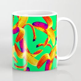 Banana Pop Art Coffee Mug