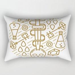 Rogue Emblem Rectangular Pillow