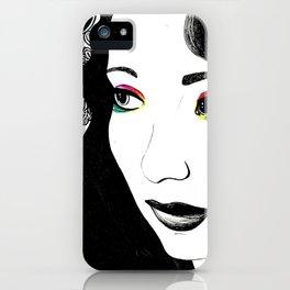 Pavlov's Daughter iPhone Case