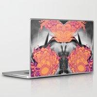 geode Laptop & iPad Skins featuring Geode 6 by michiko_design
