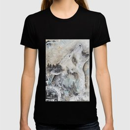 "Animal - ""Sweet Wolf"" - by LiliFlore T-shirt"