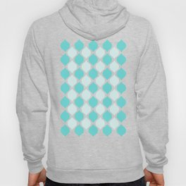 Blue Tiffany Co Hoody