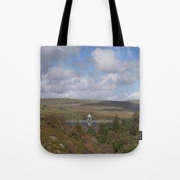 Craig Goch Dam II Tote Bag