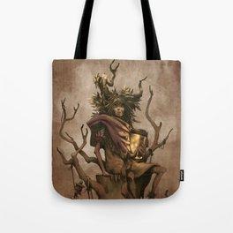 Shaman #1: Firefly Tote Bag