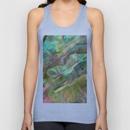 Yellow Abalone Unisex Tank Top