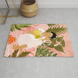 How To Create Your Own Junglow #illustration Rug