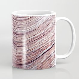original wood texture Coffee Mug