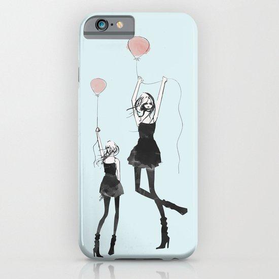 Girls Afloat iPhone & iPod Case
