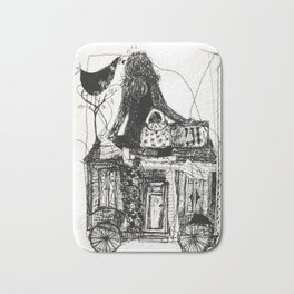 life is a journey Bath Mat