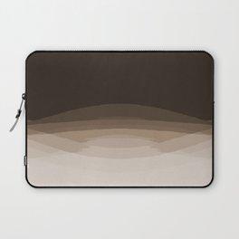 Espresso Brown Ombre Laptop Sleeve