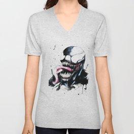 Venom  Unisex V-Neck