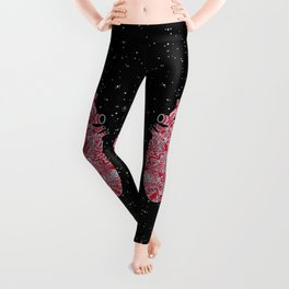 Lonely hearts Leggings