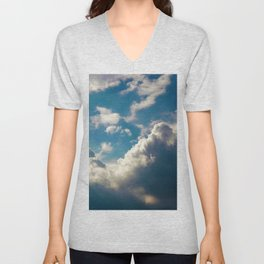 Cloud Pillows Unisex V-Neck