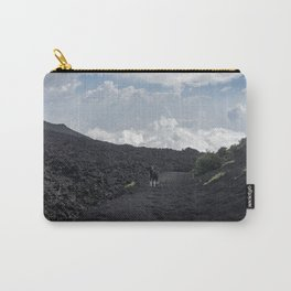 Volcanic Skies Carry-All Pouch
