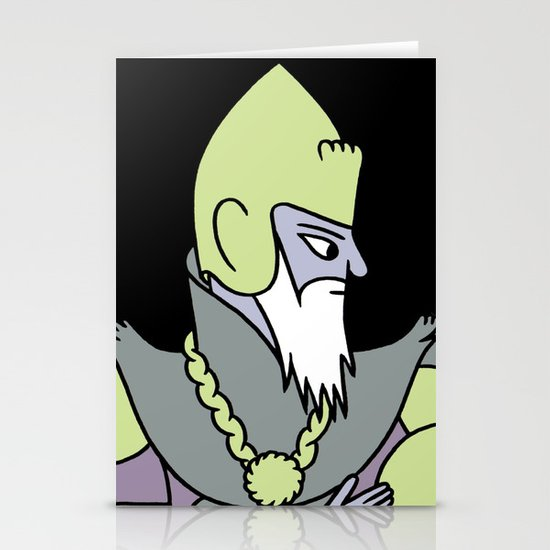 ATLANTEAN DUDES Stationery Cards