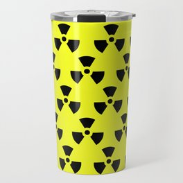 Radiation Pattern Travel Mug