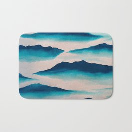 Clouded Bath Mat