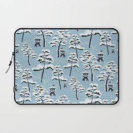 Winter in Japan Laptop Sleeve