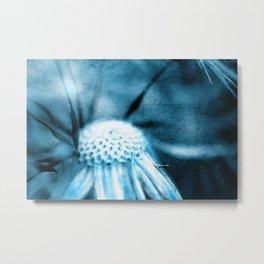 Dandelion Art 4 Metal Print