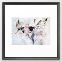 Lost Boundary Framed Art Print