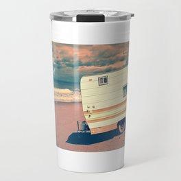 Life is short Buy the Beach House Travel Mug