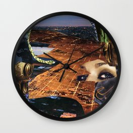 Aurora Humanalis Wall Clock