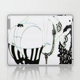 Honey 2Buns Laptop & iPad Skin